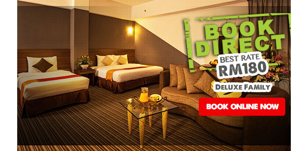 Thy Executive Hotel 2017 Room Promotion