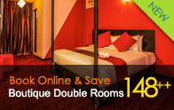 Boutique Room Package