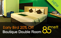 Boutique Room Promotion | Thy Executive Hotel