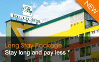 Long Stay Package - Stay long and pay less