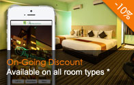 Thy Executive Hotel On-Going Discount