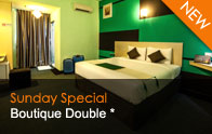 Sunday Special - Deluxe Double & Twin