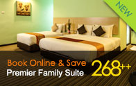 Premier Room Package