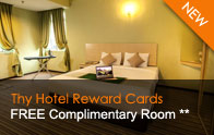 Thy Hotel Reward Cards - Stay 6 nights Free 1 nigh
